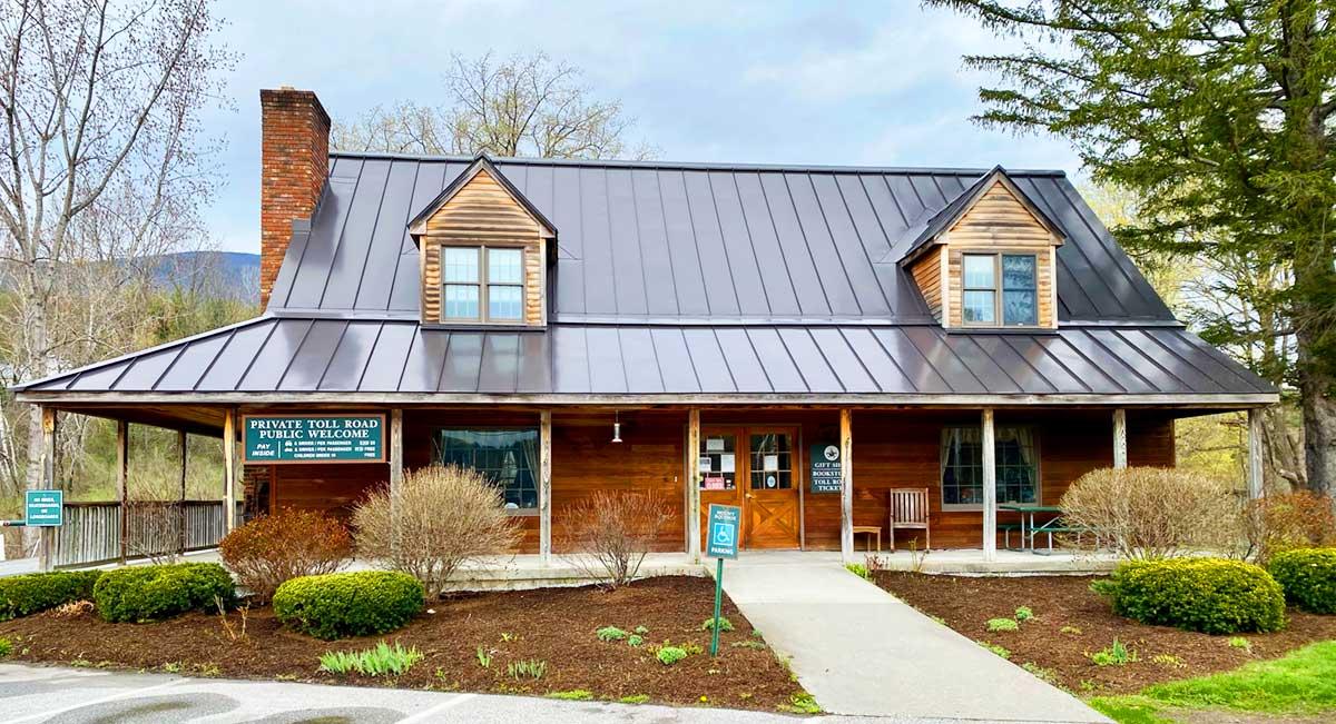 Mount Equinox Welcome Center
